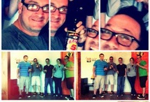 Office Fun / A peek into our daily lives here at Digital Relativity. We can't promise there won't be beer.