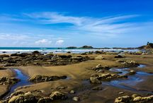 Costa Rica Beaches / Collection of awesome beaches in Costa Rica