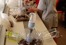 STEM Ed PET bottles