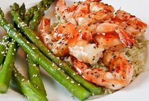 Fish & Seafood Recipes / Fish and seafood recipes for appetizers, main dishes, holidays, or special occasions.