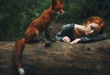 Art Photography by Alexandra Bochkareva
