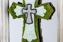 Cross / by monica reeves