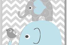 Filli bebek odası