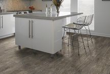 LAMINATE / Some beautiful choices for laminate flooring