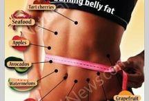 Belly Fat Burning Zone / by Dianna Dambrosio