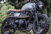 Café Racer Off Road