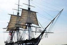 Stare fregaty/Old frigate