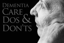 Alzheimer's Care Tips and Inspiring Quotes / Tips, quotes, and inspiration for those of us living with or helping a loved one dealing with Alzheimer's.