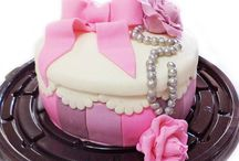 dulces eva luna / diceño personalizadas de tortas