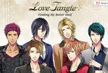 Love tangle