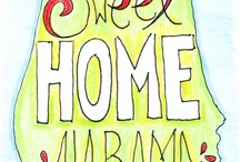 Sweet Home Alabama / by A-O Tourism
