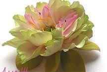 видео цветы фом
