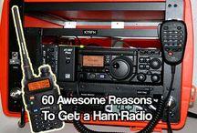 Ham radio / by Carol Deaville