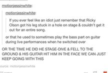 Too many husbands/band members