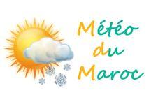 Météo Maroc / Météo des villes du Maroc, météo Marrakech agadir casablanca