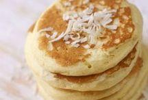 coconut flour pancake