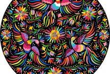 Colorful parad