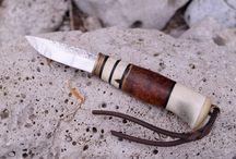 Trpálek knives / Nože