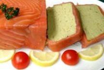 entrées saumon