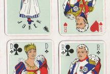 Jokers & playing cards / Collecting playing cards & jokers