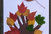 Herfst kleuters