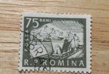 Znaczki rumunia 1960