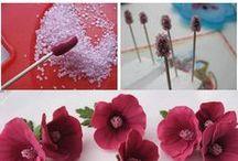 Květina - dorty
