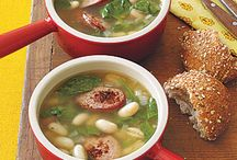 Soups and Stews / by Carrie Stalter Hiser