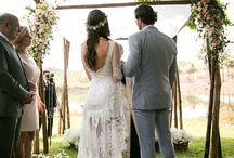 Inspirações para o meu vestido de noiva! / Que Jesus Cristo seja glorificado, que eu possa representar a sua noiva, tão amada, a Igreja.