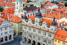 Places I want to visit: Czech Republic