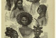 ancient black hairstyles