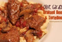 Food for Brian to Love / by Stasia Renfrow