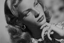 Fire walk with Bacall