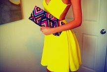 Brights :) / Fashion wants that brighten your day :)