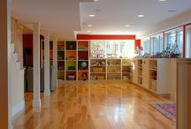 Basement ideas / by Molly Withers