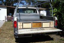 Truck Stuff / by Wayne Fitzgerald