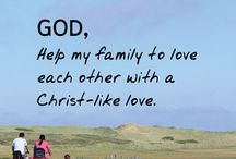 Family Time / Quotes, prayers and thoughts for YOUR family. / by Family Life Radio