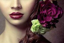 Makeup Flowers