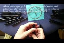 koronka klockowa-video