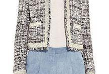 пиджак шанель