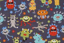 fabric / by Nicole Magill