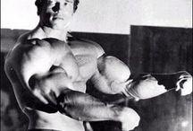 Huge, great body - builders