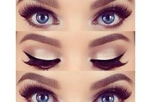 Prom makeup and hair ideas