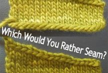 Knitting Education