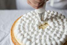 Cakes + Tartes