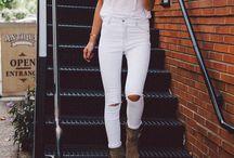 Simply white