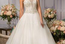 Fairytale Wedding / Jasmine Bridal ball-gown dresses for your fairytale wedding