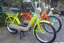 Piaggio 50cc mopeds