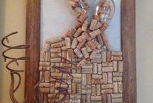 Great ideas for using vine corks / Many ways for repurposing vine corks