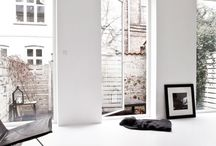 Living rooms / Living rooms with a natural and simple beauty.